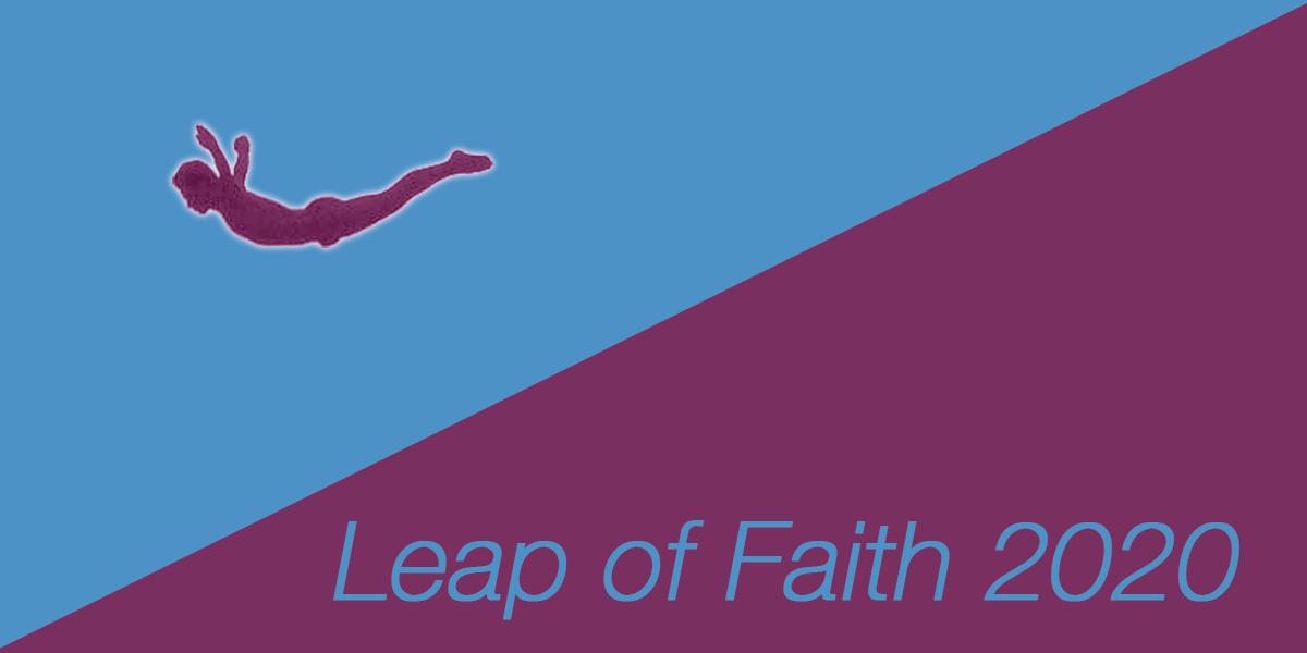 Take a Leap of Faith into 2020 1