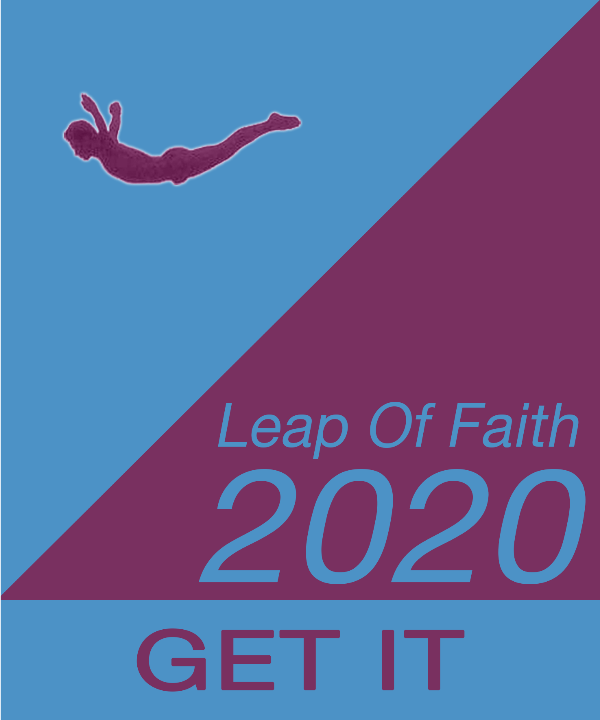 Take a Leap of Faith into 2020 17