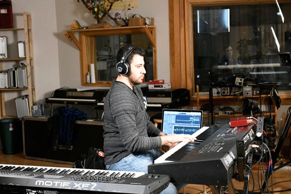 New Release February 2020: Giorgi Mikadze presents Georgian MicroJamz 2