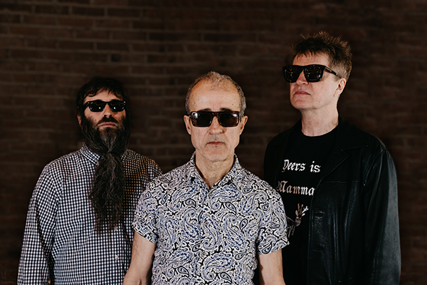New Release February 2020: Bobby Previte, Jamie Saft an Nels Cline present 'Music From The Early 21st Century' 2