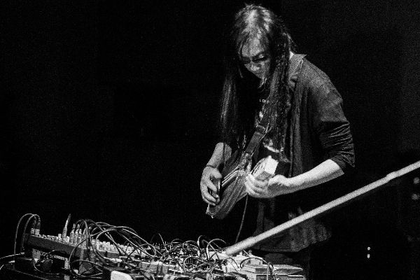 New Release September 2019: Keiji Haino, Merzbow and Balázs Pándi release Become the Discovered, Not The Discoverer 3